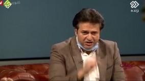 امیر تاجیک: بعد از گزارش ۲۰:۳۰ کرونا را جدی گرفتم!