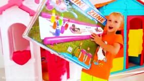 ماجراهای ولاد و نیکیتا جدید ؛ اسباب بازی هایی برای بیرون از خانه