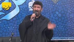 حدادیان : همیشه در آستانه محرم حرفهایم را تقطیع میکنند