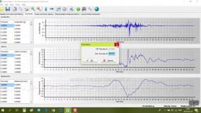 آموزش نرم افزار SeismoSignal