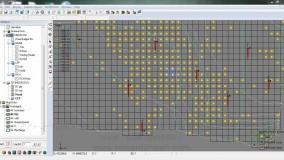 آموزش مدلسازی کمی جریان آب زیرزمینی با استفاده از مدل MODFLOW در نرم افزار GMS