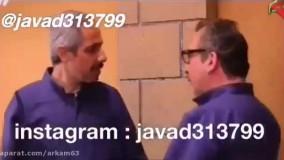 کیلیپی خنده دار درگر از میکس روحانی