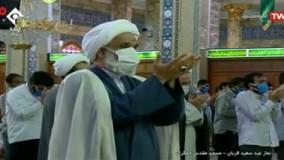 اقامه نماز عید سعید قربان در مسجد مقدس جمکران