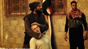 بریدن سر مایکل توسط داعش در سریال فرار از زندان