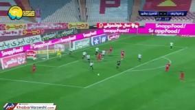 خلاصه بازی پرسپولیس 1 - شاهین بوشهر 0