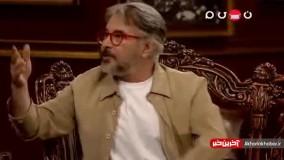 انصراف امیرحسین قهرایی از شوخی با مهران مدیری