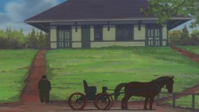 سریال کارتونی آنشرلی با موهای قرمز Anne of green gables  قسمت 1