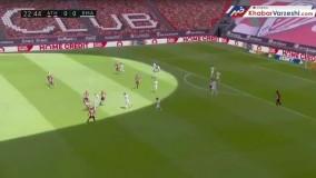 خلاصه بازی بیلبائو ۰-۱ رئال مادرید