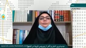 عبور آمار مبتلایان به کرونا از مرز 250 هزار نفر در ایران