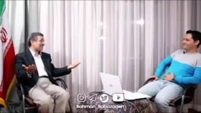 گفتگوی خبرساز احمدینژاد درباره لسآنجلسیها