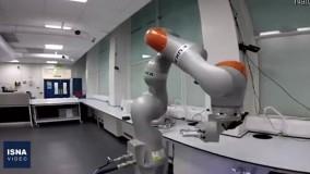رباتی که کار چند ماهه را ۳روزه انجام میدهد