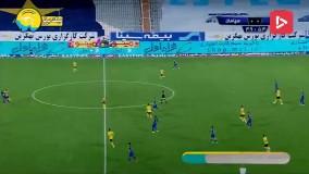 خلاصه بازی استقلال 2- سپاهان 1