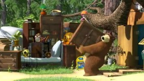 کارتون ماشا و آقا خرسه قسمت ۱۲۴