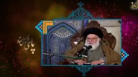 علت عذاب الهی چیست ؟ | مرحوم سید حسن فقیه امامی