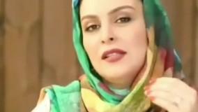 ویدئویی دردناک از شادروان ماه چهره خلیلی