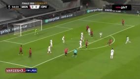 خلاصه بازی منچستریونایتد 1 - کپنهاگن 0