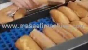 دستگاه بسته بندی کیک صبحانه