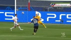 خلاصه بازی آتالانتا ۱-۲ پاریسنژرمن