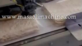 دستگاه بسته بندی نان خشک