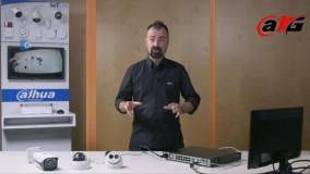 آموزش نصب و پیکربندی دوربین آی پی داهوا
