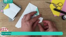 آموزش اوریگامی سه بعدی