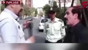 دختر ربایی و زیر گرفتن مامور پلیس در مشهد
