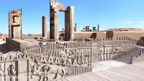 کاخ سه دروازه تاریخ ایران زمین