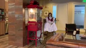 عروسک آنابل واقعا فرار کرده؟
