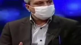 ترویج خشونت توسط شهردار آبادان در برنامه تلویزیونی