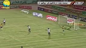 خلاصه بازی صنعت نفت 3 - شاهین بوشهر 1