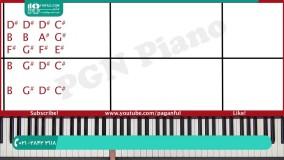 آموزش آسان و کاربردی نواختن پیانو