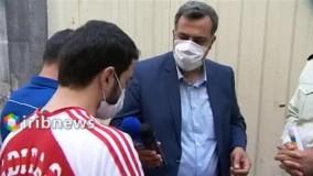 تصاویری از دعوا و قمهکشی و تیراندازی در تهران