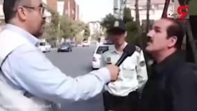 دختر ربایی در مشهد : قلدری آقازاده پولدار جلوی دوربین