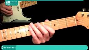 آموزش نواختن گیتار برقی و الکتریک برای مبتدیان