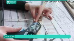 آموزش ساخت دریم کچر با استفاده از قلاب بافی