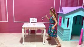 ناستیا و روز فود اسمر شیرین  : ماجراهای ناستیا استیسی