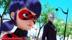 انیمیشن میراکلس لیدی باگ کت بلنس
