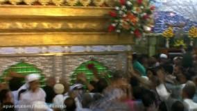 """مداحی بسیار زیبای """"ها علیٌ بشرٌ کیف بشر"""" از محمود کریمی بمناسبت عید غدیر"""