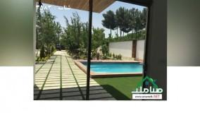 باغ ویلا با نگهبانی 24ساعته در یوسف آباد قوام