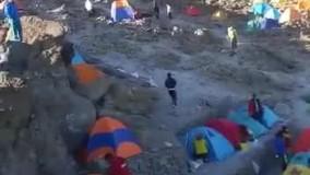 فاجعه در دماوند :  شوخی کوهنوردان با کرونا