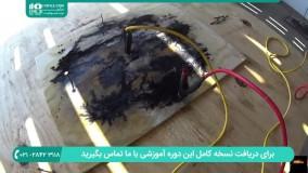 آموزش سوزاندن چوب با جریان الکتریسیته _ لیختنبرگ