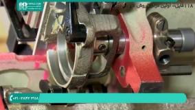 نصب و جمع آوری چرخ دستی و رهاسازی کلاچ