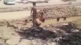 فقر در اهواز، محله سادات