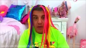 ناستیا و روز  موهای رنگی : ماجراهای ناستیا و استیسی