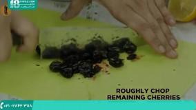 طرز درست کردن مربای آلبالو به صورت حرفه ای