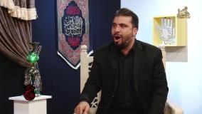 روضه سه ساله ابی عبدالله   حضرت رقیه خاتون   برنامه روز حسین _ 2 * بیت العباس