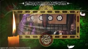"""کلیپ تماشایی از  شجاعت و شهادت """"زهیر ابن قین"""" در روز عاشورا"""