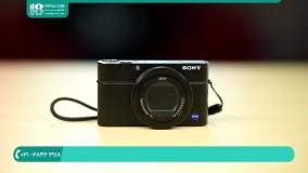 آشنایی با سنسور انواع دوربین دیجیتالی SONY