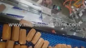 دستگاه بسته بندی کیک خانگی