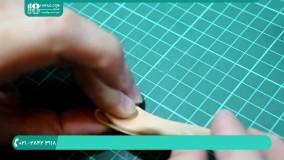 ساخت بند ساعت چرمی مردانه